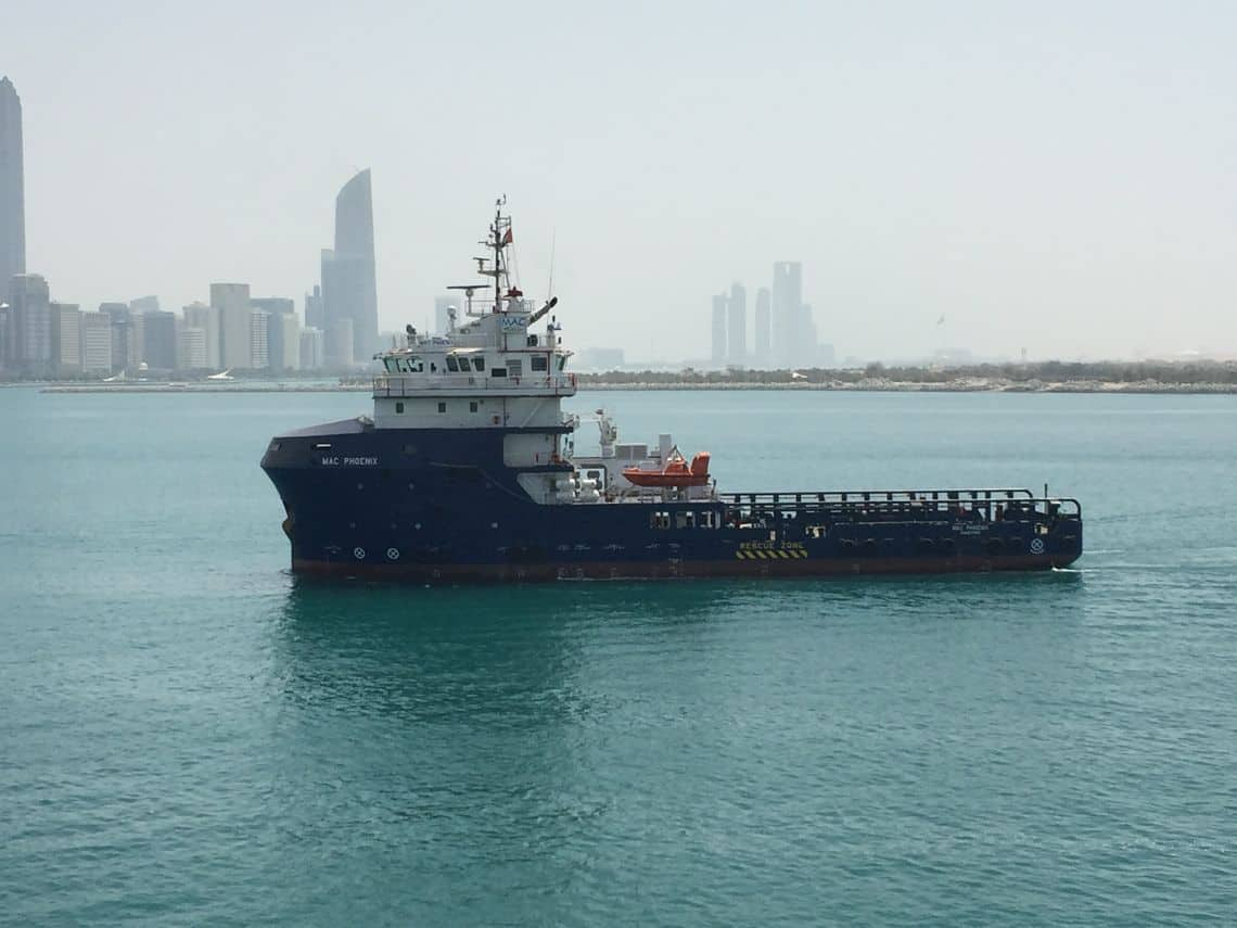 MAC Offshore, Dubai - iPS - Powerful People